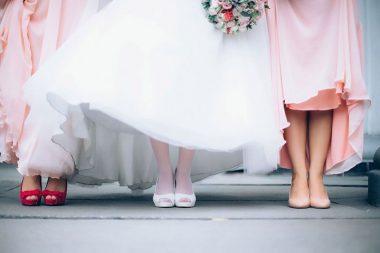 Esküvői illemtan, elegáns ruhák az esküvőn