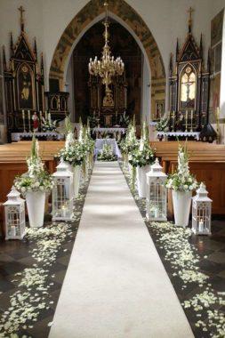 Egyházi esküvő