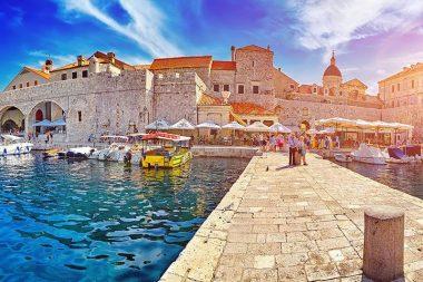 Külföldi esküvő Horvátország