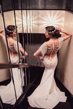 Art deco esküvő