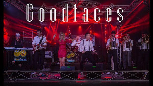 Goodfaces partyzenekar